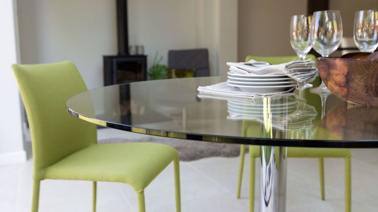 Glass or Gloss: Which Dining Table Finish Is Right For Your Home? | Danetti Lifestyle