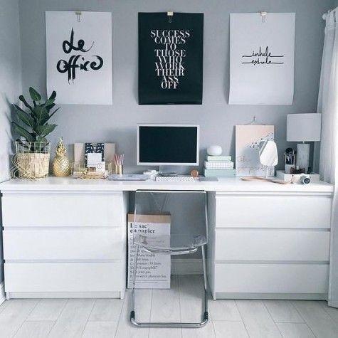 24 Best IKEA Desk Hacks You Need To Try