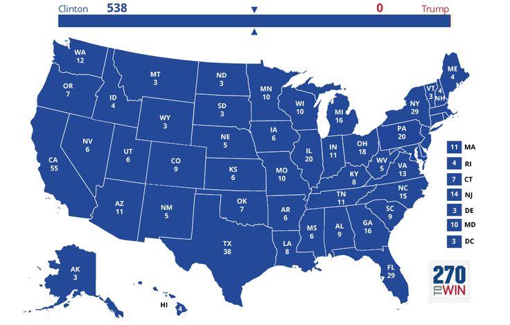 Salphaquartz Fractals Selfsimilarity All Things Exist - Us electoral interactive map