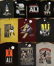 Мухаммед Али бокс футболка