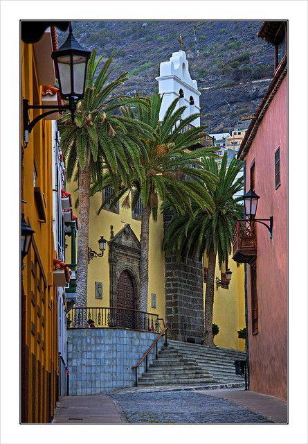 Garachico, Tenerife, Islas Canarias, España