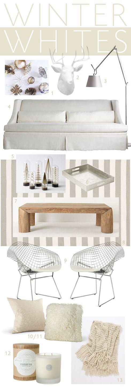 winter whites design