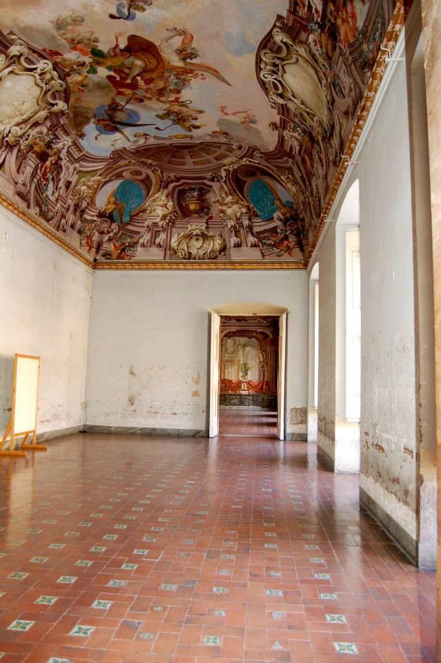 Palazzo Reale di Portici, Naples
