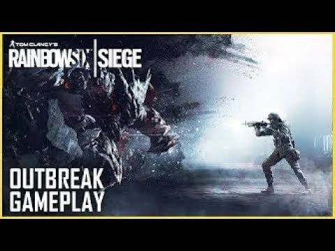 Rainbow Six Siege Outbreak Gameplay (2018) PS4/Xbox One/PC