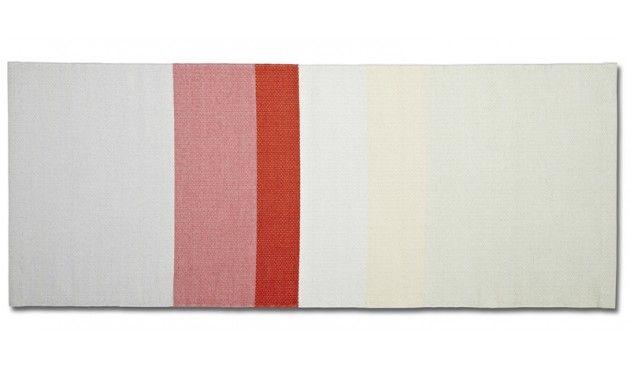 HAY - Papier Teppich - lipstick red