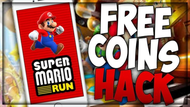 super mario run hack for coins