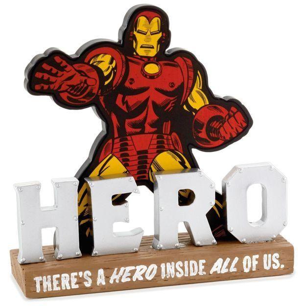Iron Man Desk Accessory