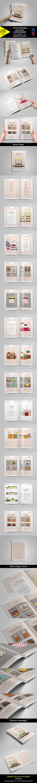 Interior Catalogue A4/US Letter - Catalogs Brochures