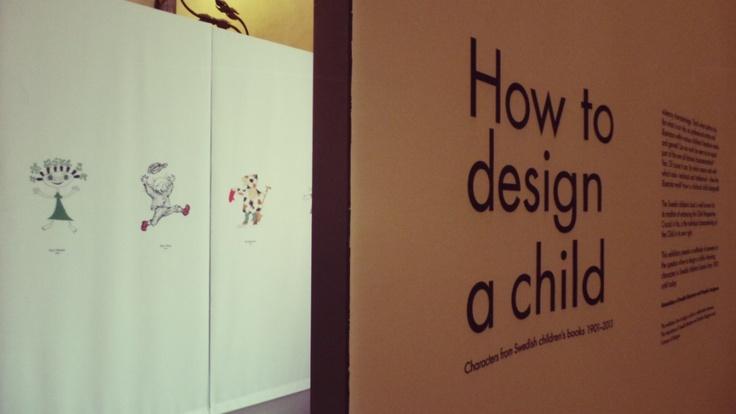 """""""How to Design a Child"""" (Come disegnare un bambino), mostra sui personaggi dei libri svedesi per l'infanzia. Una descrizione di come i bambini sono stati raffigurati dall'inizio del XX secolo a oggi. I ritratti dimostrano come, nonostante una grande varietà di prospettive, i bambini vengono raffigurati come individui a tutti gli effetti. Organizzata da Swedish Association of Illustrators and Graphic Designers in collaborazione con il Comune di Bologna. Durata mostra: 25–28 Marzo"""