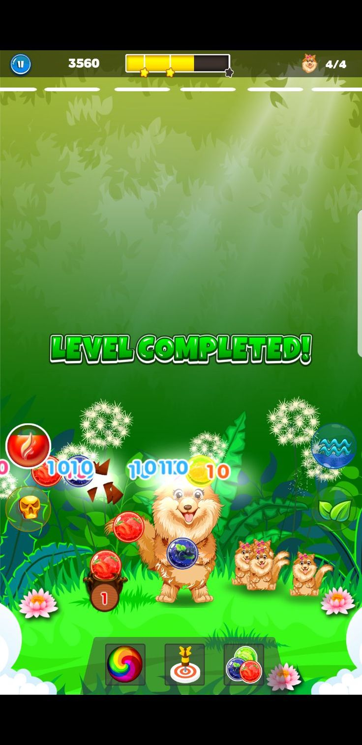Shoot & Pop #bubbles in the best bubble shooter and #puzzle adventure game . #Doggy #Bubble #Shooter #Rescue