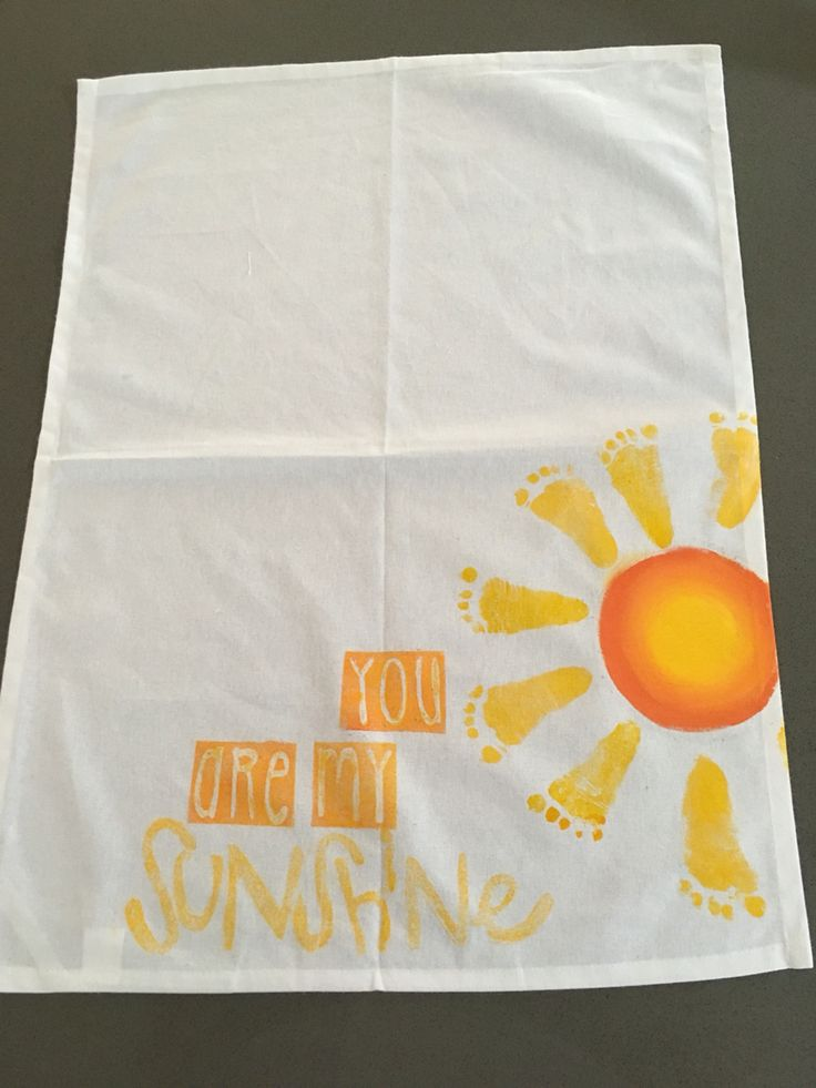 Hand printed tea towels  #popupartparty