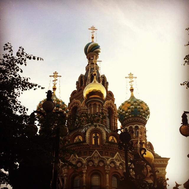 Saint Petersburg is a dream...