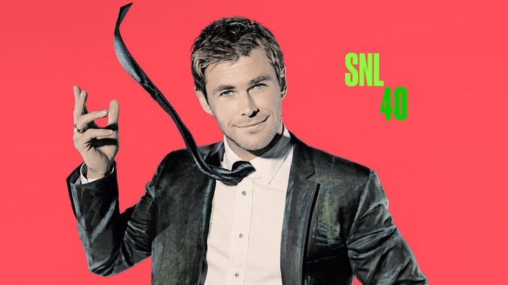 Chris Hemsworth | Saturday Night Live | March 7, 2015 | Photo by Mary Ellen Matthews | #SNL