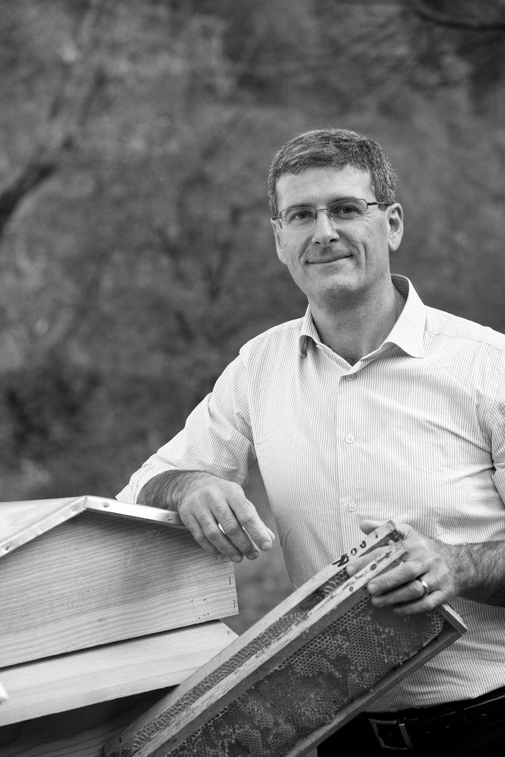Daniele Greco, apicoltore pugliese