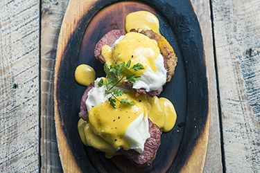 Boxing Day benedict
