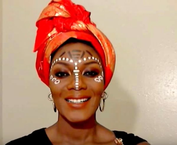 Check Out These Stunning Traditional African Tribal Makeup Tutorials