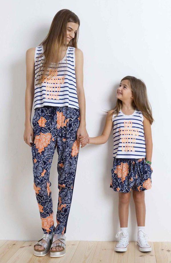 Marcas de ropa, Little Yerse nuevas propuestas para niñas > Minimoda.es