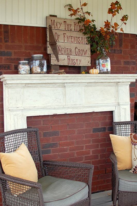 style of mantel