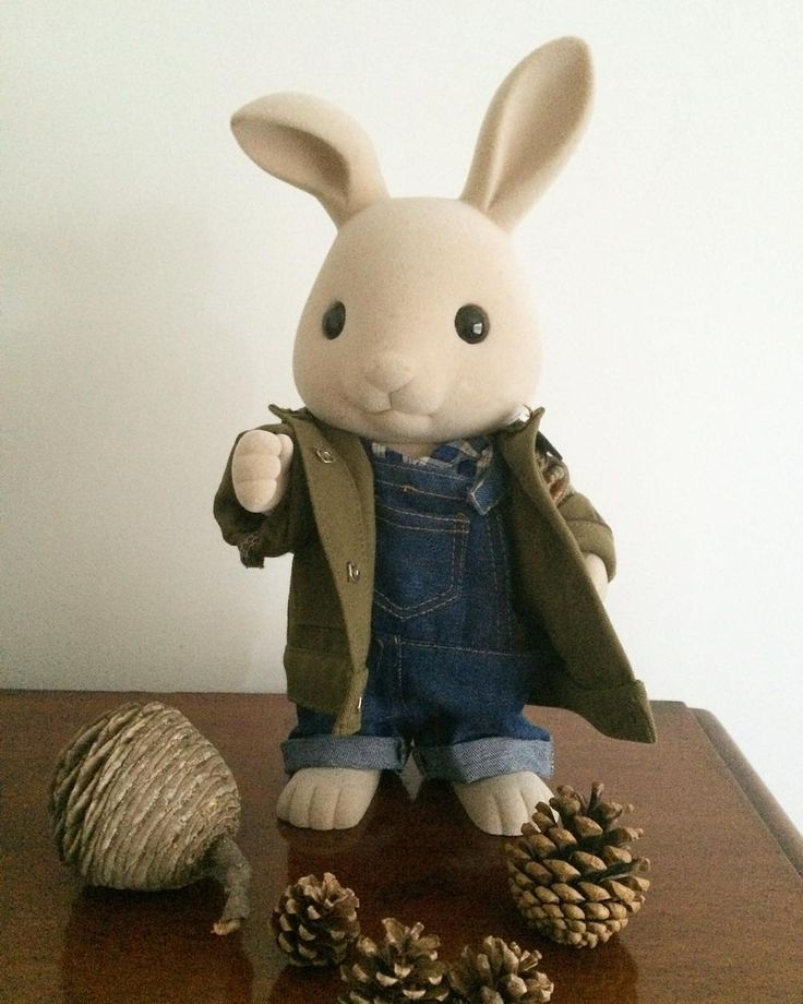 Small Toy Rabbits : Best images about sylvanian families on pinterest