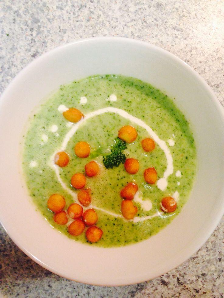#brocoli #soup #yummy