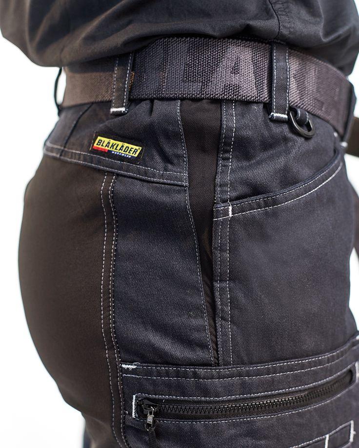 Blåkläder -                                 715911428999 Ladies Service trousers stretch
