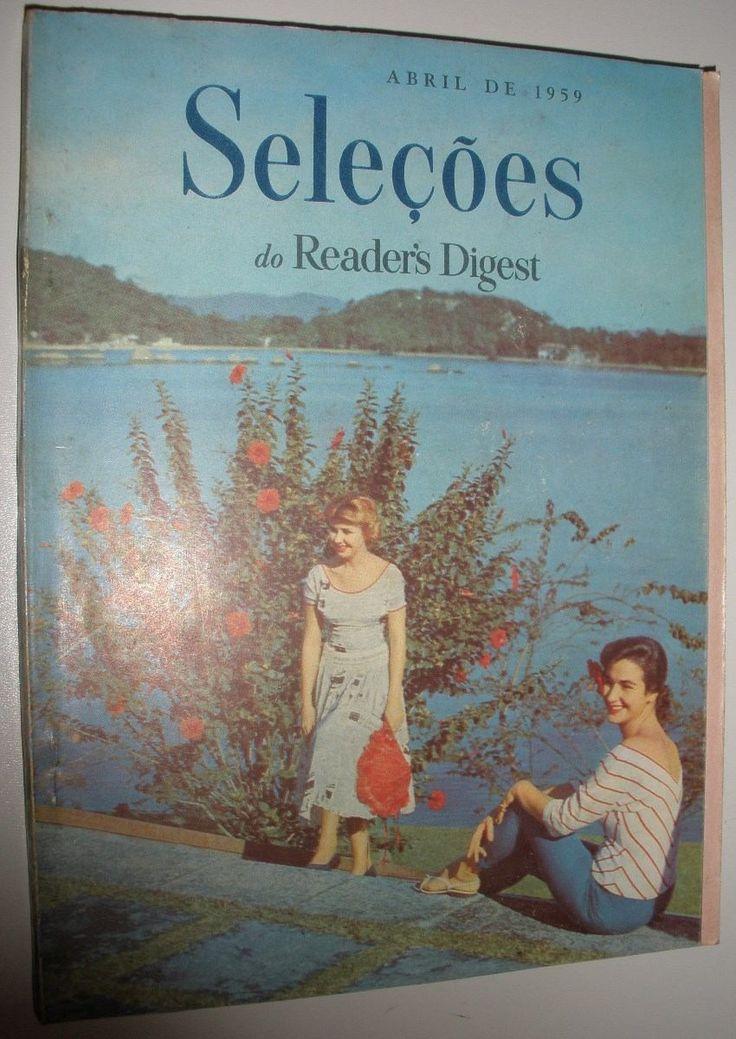 revista seleçoes anos 60 | revista seleções antiga anos 50 fotos, propagandas vintage