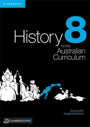 History for the Australian Curriculum Year 8   Cambridge GO - Gateway Online