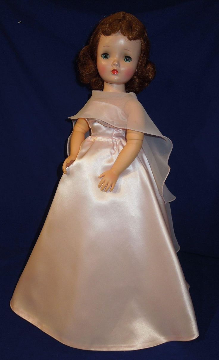 "1950's Madame Alexander gorgeous Cissy 20"" doll"