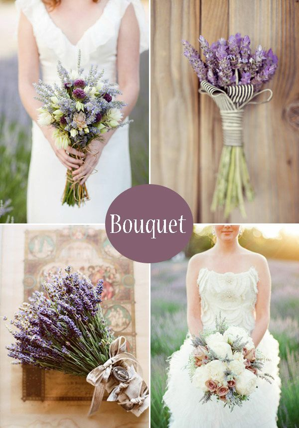 French Lavender Bouquets