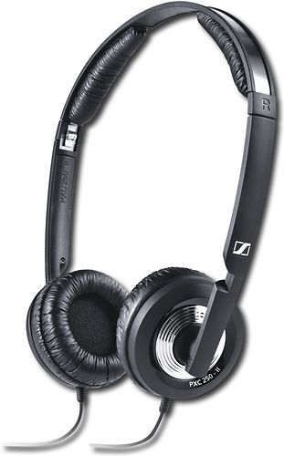 Sennheiser - Headphone - Black