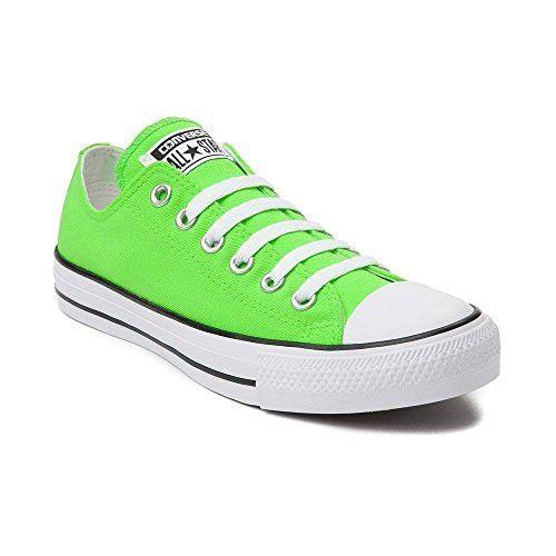 zapatillas converse chuck taylor all star monochrome neon
