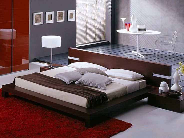 62 best platform beds images on pinterest