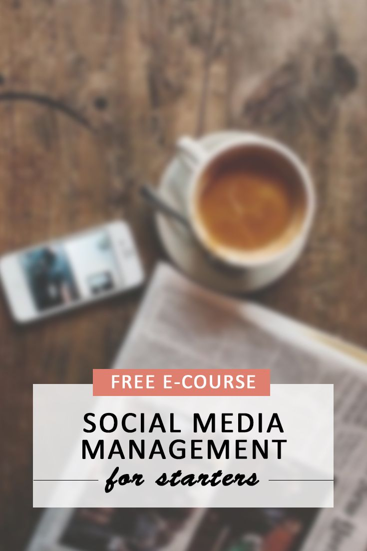 Social media marketing for starters! Free 5 day E-course: everything you need to know about social media for your creative business! http://www.therandomp.com/smm-for-starters