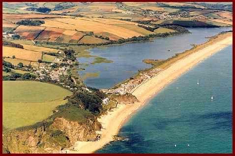 Slapton Sands and Torcross (camping devon)