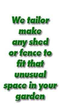 Mansfield Sheds & Fencing Supplies,     NG20 0AR Mansfield,   Phone +44 1623 842200       Mansfield Sheds and Fencing Supplies - Bespoke Sheds, Fencing, and Decking