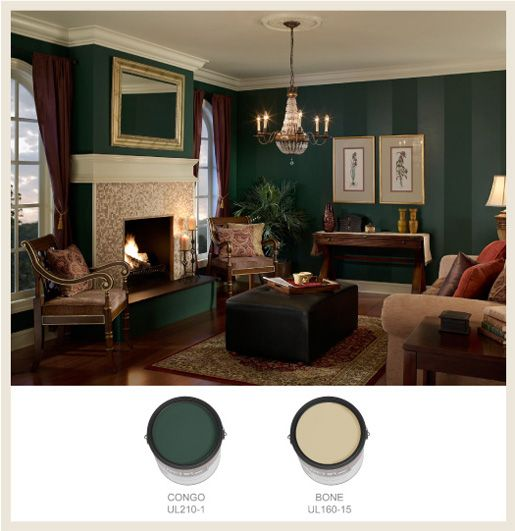 Show your stripes stripes can be created with different - Satin or eggshell for living room ...