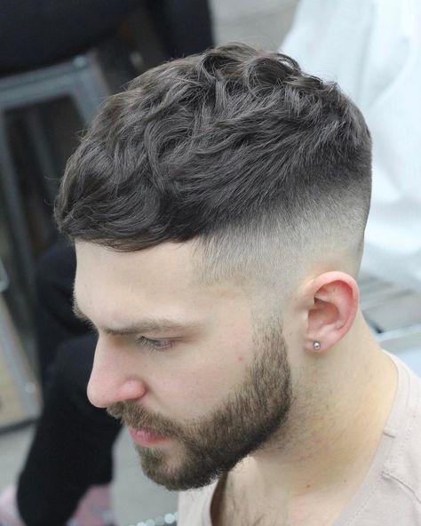 fade haircuts für schwarze männer - herren frisuren