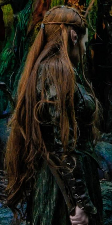 Tauriel's Hair                                                       …