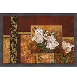 betsy brown prints | Betsy Brown 'ranspose I' Framed Print Art | Overstock.com
