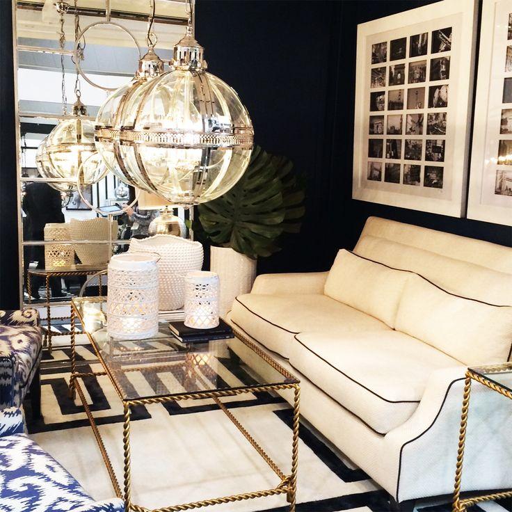 Trend Caster - Metallic Hues How have you embraced the new trend? @cafelightingandliving #cafeightingandliving #lighting #furniture #designer #coastal #hamptons