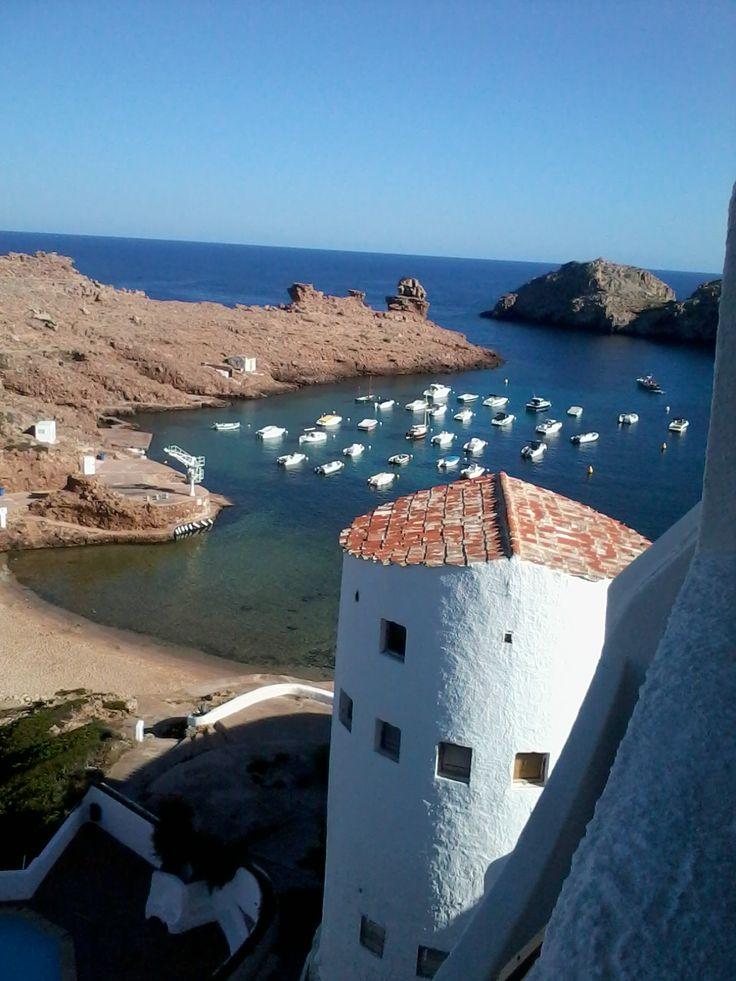 Cala Morell-Menorca
