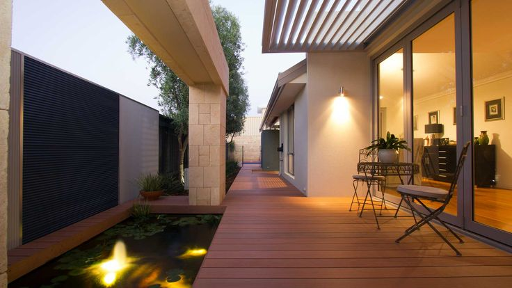 Best 25 composite decking ideas on pinterest decks and for Deck gets too hot