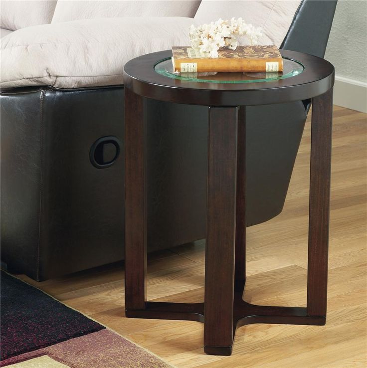 Marion Round End Table by Signature Design by Ashley