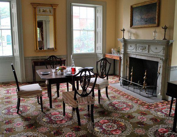 Gardner Pingree House Salem Massachusetts 1804 By
