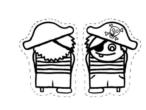 17 beste afbeeldingen over   piraten  knutselen  op pinterest
