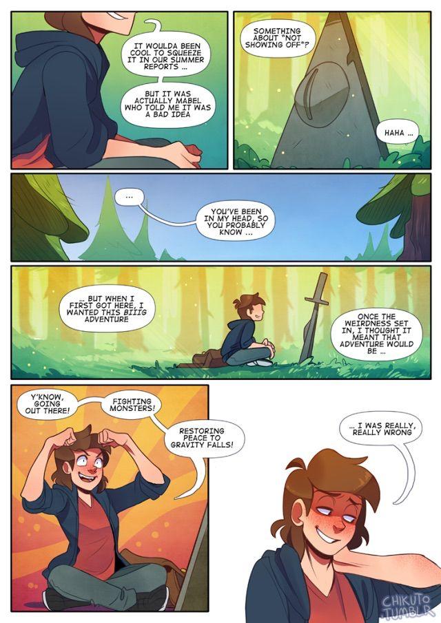 Chikuto tumblr -- Gravity Falls comic page 3