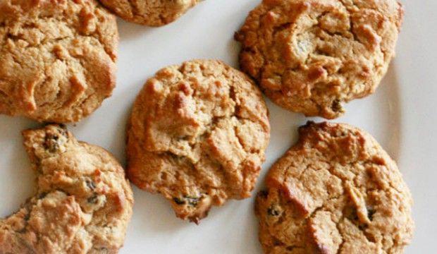 Arašídové sušenky ze tří ingrediencí