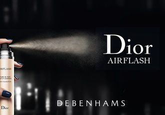 Dior Backstage Beauty in a Flash Roadshow Glasgow @ Debenhams, Silverburn this weekend!