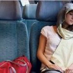 7 This can make you stay comfortable sleeping on the bus when traveling