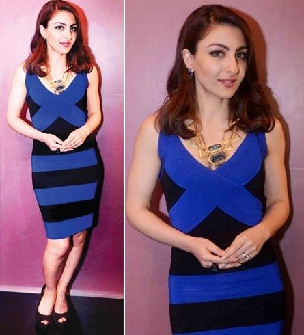 Soha Ali Khan By Neha Bijlaney